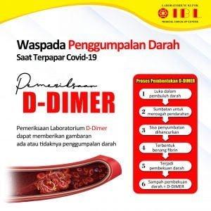 Pemeriksaan D-Dimer