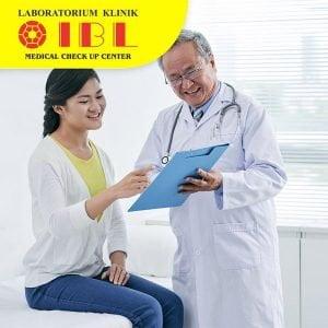 Paket Medical Check Up (MCU) Prioritas Wanita